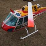 ぜんさんのスケールヘリコプター