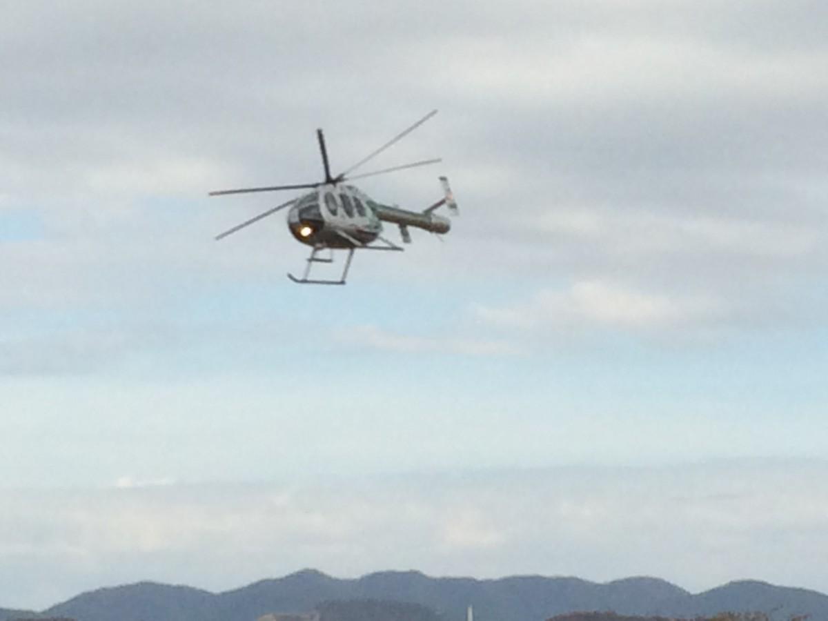 RCヘリフェスタin各務ヶ原のヘリコプター実機からの空撮映像 YouTube