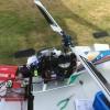 ヒロボー イーグル3EP ボディー付 調整飛行
