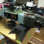 AH1-W スーパーコブラ修理完了!