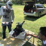 エアーウルフ ラジコンスケールヘリコプター 600サイズ 修理完了 テスト飛行